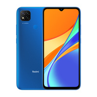 Xiaomi Redmi 9C NFC 3/64GB Blue/Синий Global Version